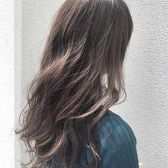 ナチュラル アンニュイ リラックス 外国人風カラー ヘアスタイルや髪型の写真・画像