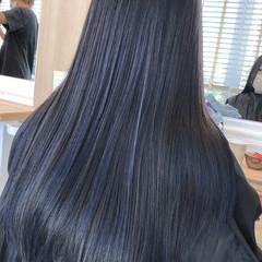 ストリート ブリーチ ロング バレイヤージュ ヘアスタイルや髪型の写真・画像