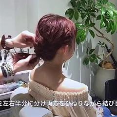 ヘアアレンジ 可愛い 大人女子 デート ヘアスタイルや髪型の写真・画像