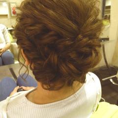 ゆるふわ ヘアアレンジ ストリート ボブ ヘアスタイルや髪型の写真・画像
