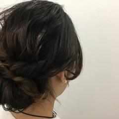大人かわいい ミディアム 上品 エレガント ヘアスタイルや髪型の写真・画像