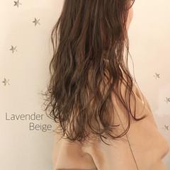 大人女子 ストリート アンニュイほつれヘア ロング ヘアスタイルや髪型の写真・画像