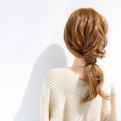 エレガント ヘアアレンジ デート ショート ヘアスタイルや髪型の写真・画像