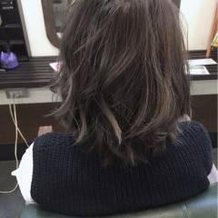 ガーリー 暗髪 外国人風 ボブ ヘアスタイルや髪型の写真・画像