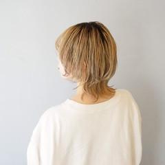 トリートメント ナチュラル可愛い ナチュラル ショート ヘアスタイルや髪型の写真・画像