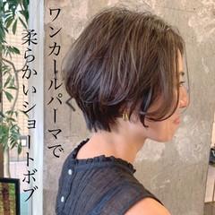 スポーツ デート 黒髪 オフィス ヘアスタイルや髪型の写真・画像