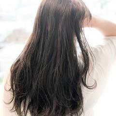 グレージュ ナチュラル 表参道 外国人風カラー ヘアスタイルや髪型の写真・画像