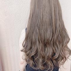 ハイライト ロング 外国人風カラー 大人可愛い ヘアスタイルや髪型の写真・画像