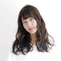 イルミナカラー グレージュ 大人かわいい フェミニン ヘアスタイルや髪型の写真・画像