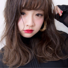 冬 暗髪 アッシュ 秋 ヘアスタイルや髪型の写真・画像