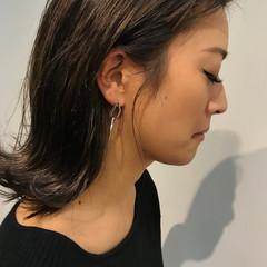 オフィス エレガント 抜け感 デート ヘアスタイルや髪型の写真・画像