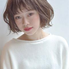 色気 冬 大人女子 ピュア ヘアスタイルや髪型の写真・画像