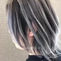 ストリート 成人式 外国人風カラー ショート ヘアスタイルや髪型の写真・画像