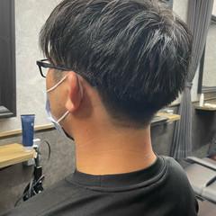 メンズカット ショート ナチュラル メンズスタイル ヘアスタイルや髪型の写真・画像