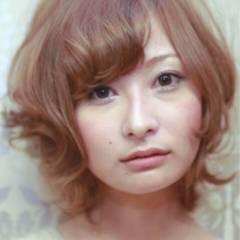 ショート 大人かわいい ヘアアレンジ 外国人風 ヘアスタイルや髪型の写真・画像