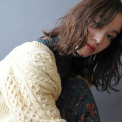 外国人風 N.オイル ヘルシースタイル 大人かわいい ヘアスタイルや髪型の写真・画像
