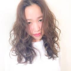 モテ髪 フェミニン 春 愛され ヘアスタイルや髪型の写真・画像