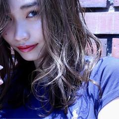 スポーツ 大人かわいい 渋谷系 前髪あり ヘアスタイルや髪型の写真・画像