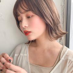 インナーカラー フェミニン アンニュイほつれヘア 簡単ヘアアレンジ ヘアスタイルや髪型の写真・画像