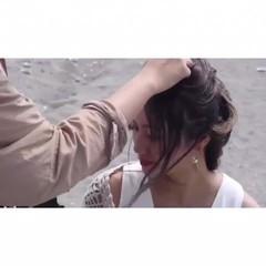 ガーリー サロンモデル ロング ハット ヘアスタイルや髪型の写真・画像