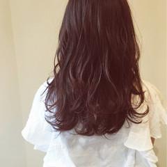 暗髪 外国人風 ストリート イルミナカラー ヘアスタイルや髪型の写真・画像