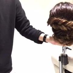 ルーズ ロング グラデーションカラー 大人かわいい ヘアスタイルや髪型の写真・画像