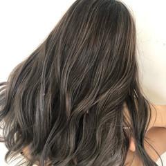 ハイライト 外国人風カラー ナチュラル グラデーションカラー ヘアスタイルや髪型の写真・画像