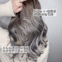 デート 外国人風カラー 大人可愛い ロング ヘアスタイルや髪型の写真・画像