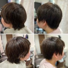 ショート メンズショート ストリート ショートボブ ヘアスタイルや髪型の写真・画像