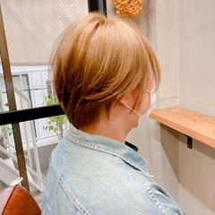 ショート ベリーショート ショートヘア ストリート ヘアスタイルや髪型の写真・画像