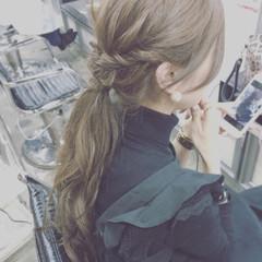 外国人風 ヘアアレンジ 大人かわいい 渋谷系 ヘアスタイルや髪型の写真・画像