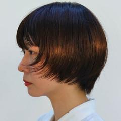 ボブ 大人女子 ストリート ヘアアレンジ ヘアスタイルや髪型の写真・画像