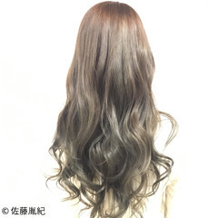 透明感 デート ロング 上品 ヘアスタイルや髪型の写真・画像