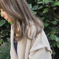 セミロング 大人女子 ストリート 福岡市 ヘアスタイルや髪型の写真・画像