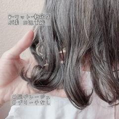 ナチュラル 大人可愛い 外国人風カラー 髪質改善カラー ヘアスタイルや髪型の写真・画像
