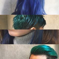 ハイライト ボブ 冬 色気 ヘアスタイルや髪型の写真・画像