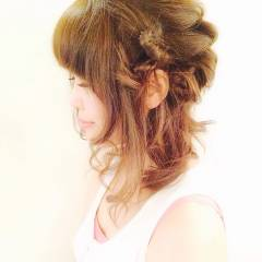 ショート ガーリー 大人女子 大人かわいい ヘアスタイルや髪型の写真・画像