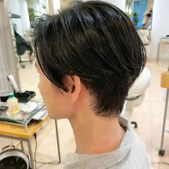 メンズ ツーブロック ストリート 韓国風ヘアー ヘアスタイルや髪型の写真・画像