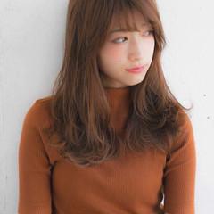 フェミニン 大人かわいい デート オフィス ヘアスタイルや髪型の写真・画像