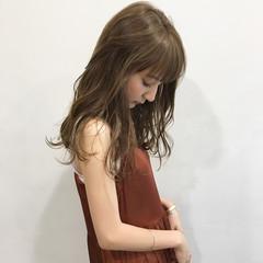 簡単ヘアアレンジ 透明感 女子会 秋 ヘアスタイルや髪型の写真・画像
