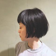 ボブ スポーツ 女子力 透明感 ヘアスタイルや髪型の写真・画像