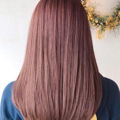 春スタイル ロング オフィス デート ヘアスタイルや髪型の写真・画像