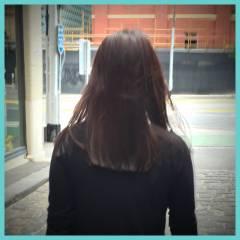 ミディアム ナチュラル 外国人風 モード ヘアスタイルや髪型の写真・画像