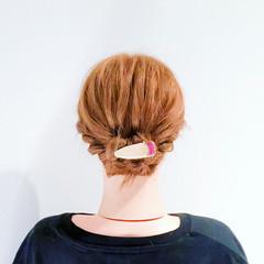 ショート ヘアアレンジ ロング フェミニン ヘアスタイルや髪型の写真・画像