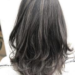 モテ髪 ハイライト 愛され 抜け感 ヘアスタイルや髪型の写真・画像