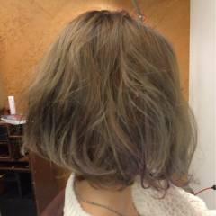 モテ髪 ボブ モード ストリート ヘアスタイルや髪型の写真・画像