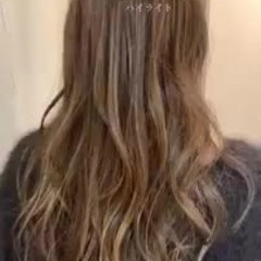 エレガント 大人ハイライト ロング アンニュイほつれヘア ヘアスタイルや髪型の写真・画像