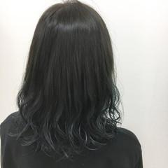 大人かわいい アンニュイ ガーリー ウェーブ ヘアスタイルや髪型の写真・画像
