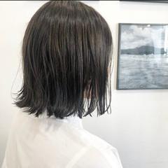 ナチュラル ショートボブ ミニボブ ボブ ヘアスタイルや髪型の写真・画像