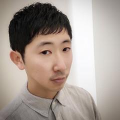 ショート ショートヘア メンズ 小顔ショート ヘアスタイルや髪型の写真・画像